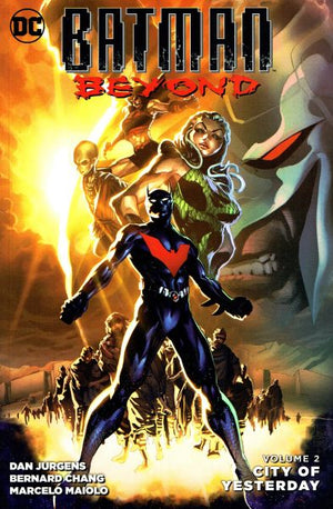 Batman Beyond (The New 52) Volume 2: City of Yesterday
