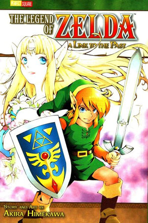 Legend of Zelda Volume 09