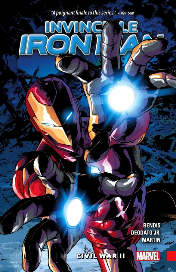 Invincible Iron Man (2015) Volume 3: Civil War II