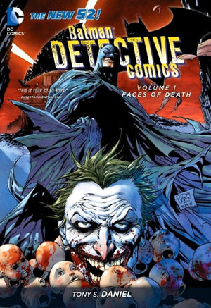 Batman - Detective Comics (The New 52) Volume 1: Faces of Death