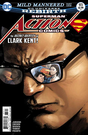 Action Comics (DC Universe Rebirth) #973