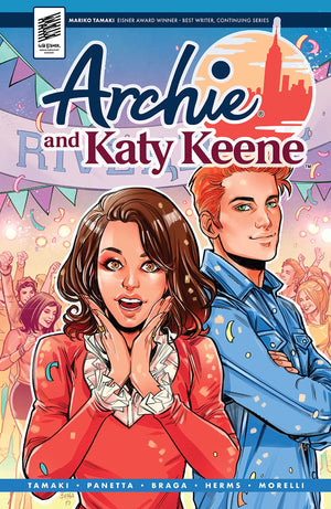 Archie and Katy Keene