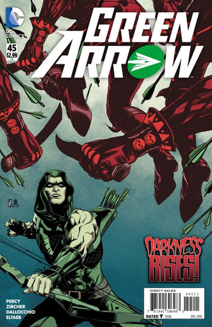 Green Arrow (The New 52) #45