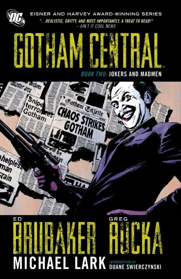 Gotham Central (2002) Book 2: Jokers and Madmen