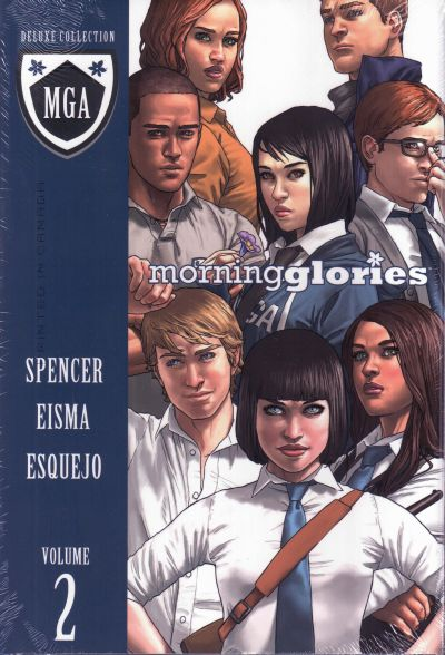 Morning Glories Volume 2 Deluxe Ed