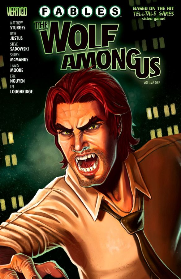 Fables: The Wolf Among Us Volume 1