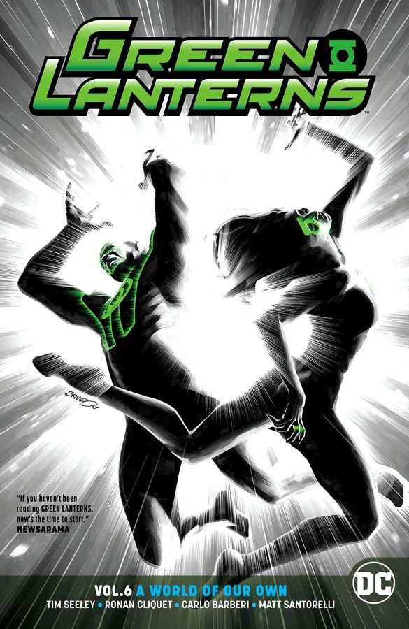 Green Lanterns (2016) Volume 6: A World of Our Own
