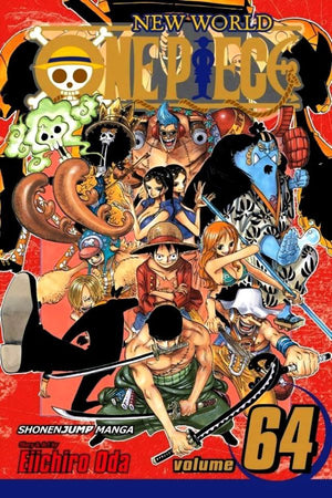 One Piece Volume 64