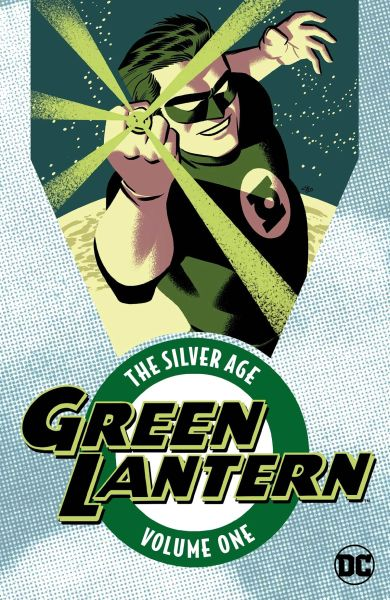 Green Lantern The Silver Volume 1