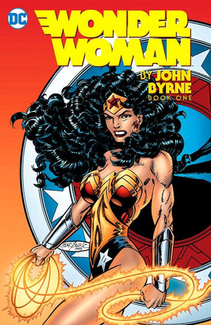 Wonder Woman by John Byrne Book 1 HC