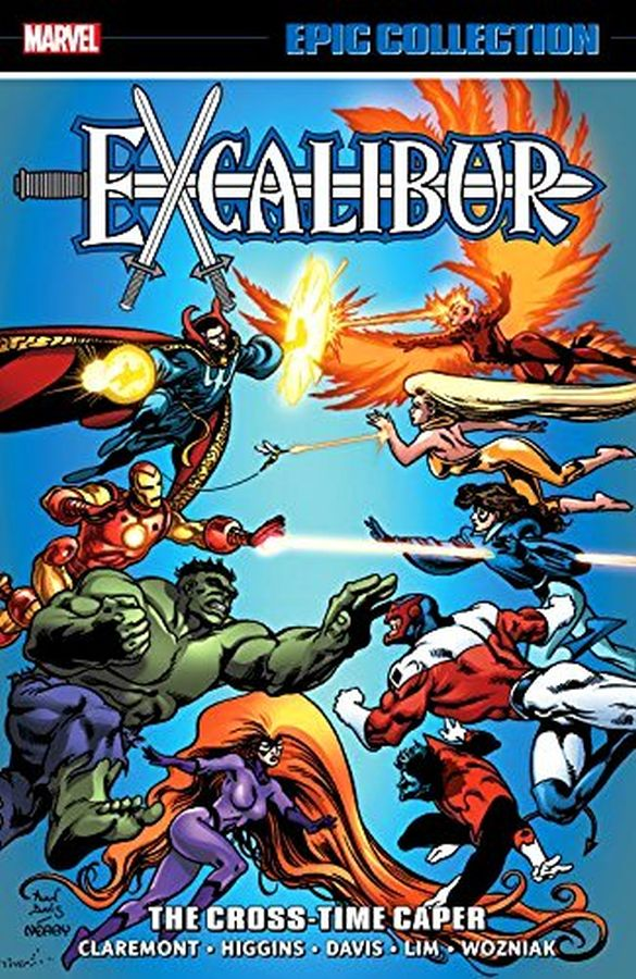 Excalibur: The Cross-Time Caper