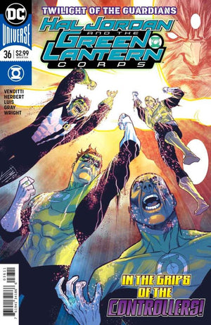 Hal Jordan and the Green Lantern Corps #36