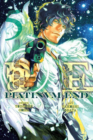 Platinum End Volume 5