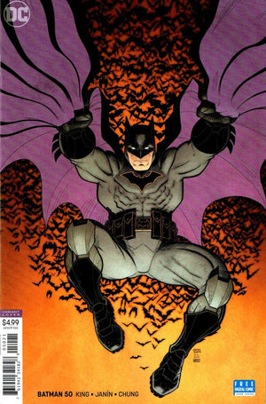 Batman #50 Adams Cover