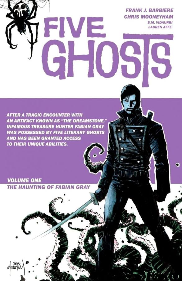 Five Ghosts Volume 1