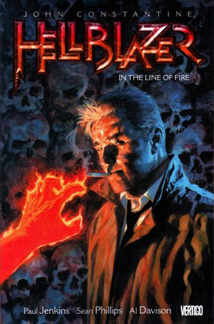 Hellblazer Volume 10: In the Line of Fire