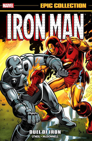 Iron Man: Duel of Iron (Epic Collection)