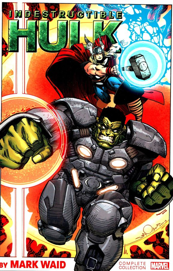 Indestructible Hulk by Mark Waid - The Complete Collection