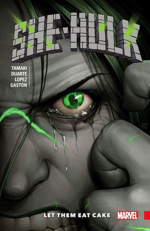 She-Hulk (2016) Volume 2: Let Them Eat Cake