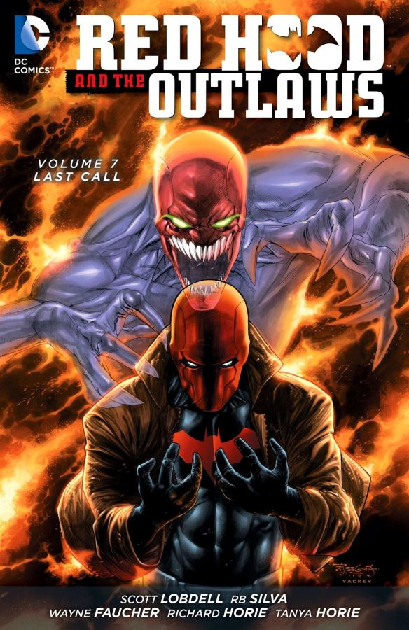Red Hood and the Outlaws (The New 52) Volume 7: Last Call