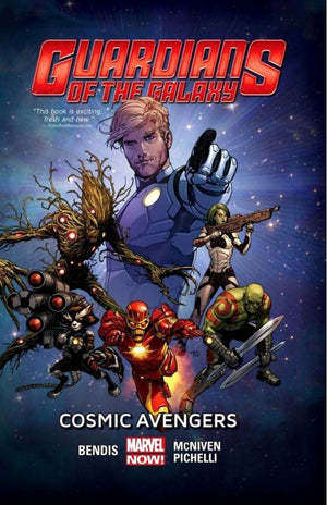 Guardians of the Galaxy (2013) Volume 1: Cosmic Avengers