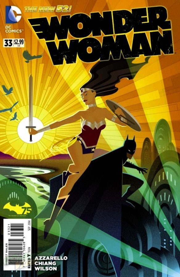 Wonder Woman (The New 52) #33 Variant