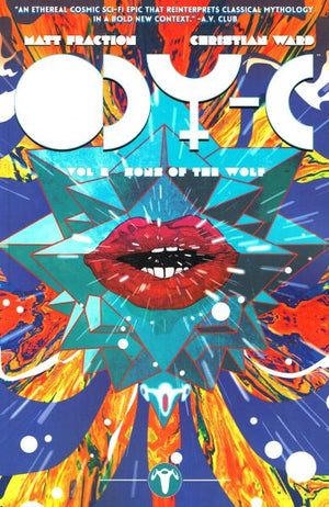 ODY-C (2014) Volume 2: Sons of the Wolf