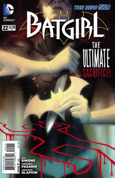 Batgirl (The New 52) #22