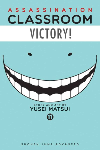 Assassination Classroom Volume 11