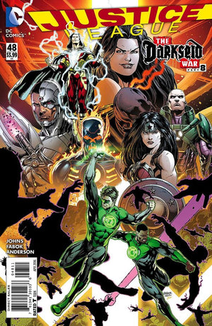 Justice League (The New 52) #48