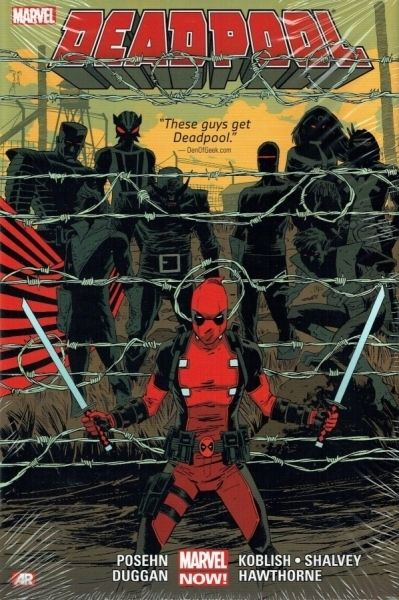 Deadpool by Posehn & Duggan Volume 2 HC