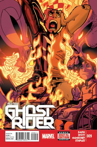 All-New Ghost Rider (2014) #09