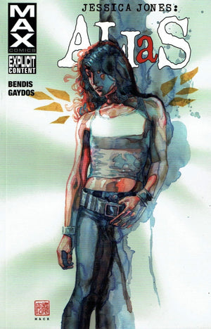 Jessica Jones (2001) Alias Volume 2
