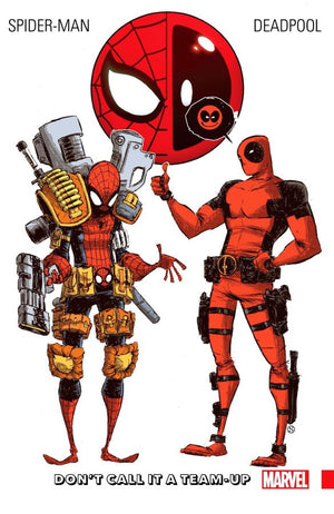 Spider-Man / Deadpool (2016) Volume 0: Don't Call It a Team-Up