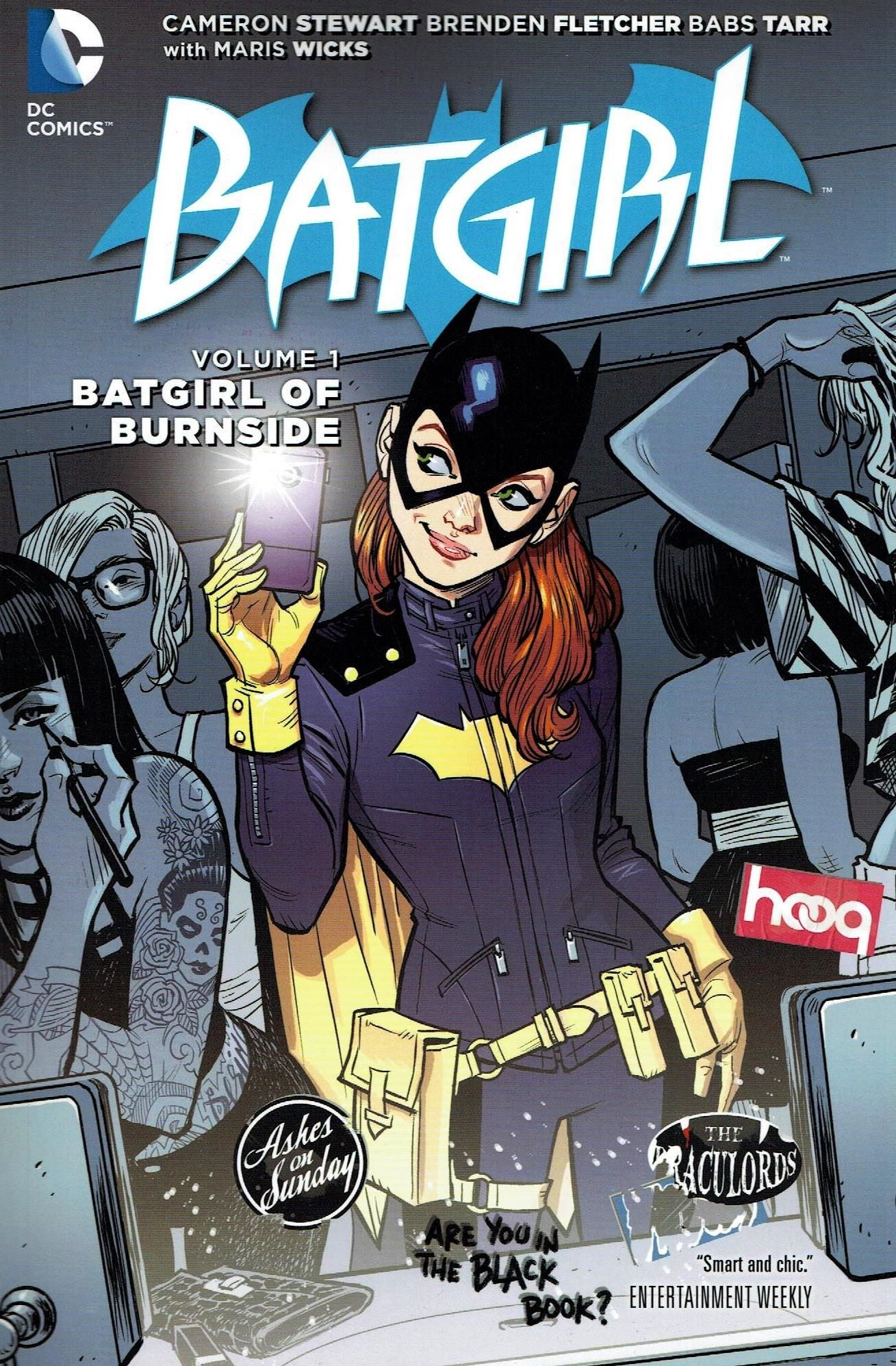 Batgirl: Batgirl of Burnside (The New 52) Volume 1