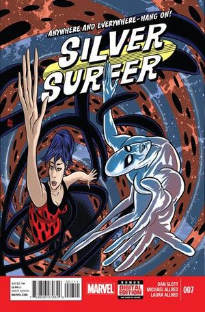 Silver Surfer (2014) #07