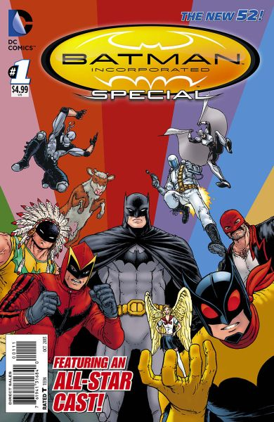 Batman Incorporated (The New 52) Special #1
