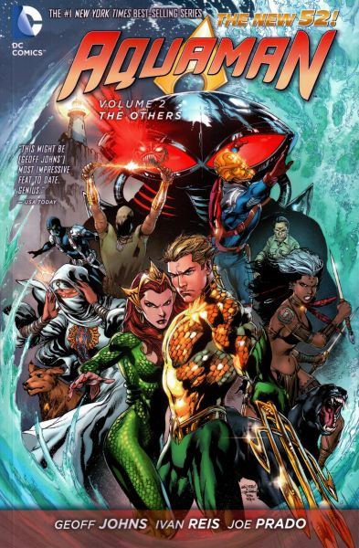 Aquaman (The New 52) Volume 2: The Others