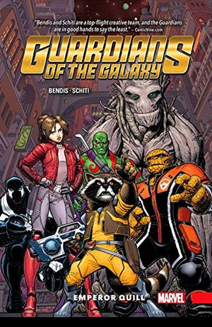 Guardians of the Galaxy (2015) Volume 1: Emperor Quill