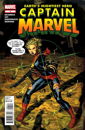 Captain Marvel (2012) #04