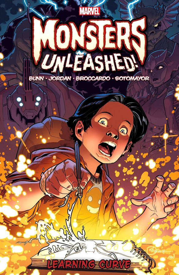 Monsters Unleashed! (2017b) Volume 2: Learning Curve