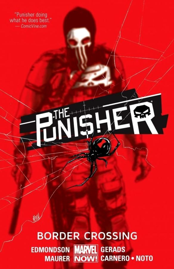 Punisher (2014) Volume 2: Border Crossing