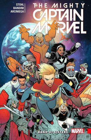 Mighty Captain Marvel (2016) Volume 2: Band of Sisters