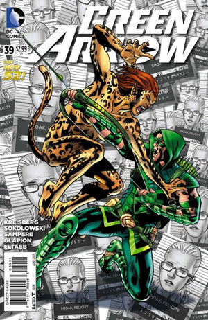 Green Arrow (The New 52) #39