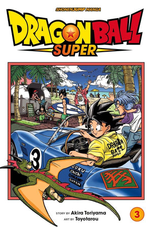 Dragon Ball Super Volume 3
