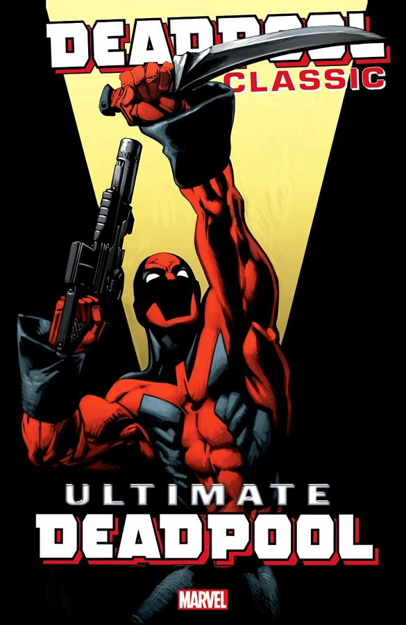 Deadpool Classic Volume 20: Ultimate Deadpool