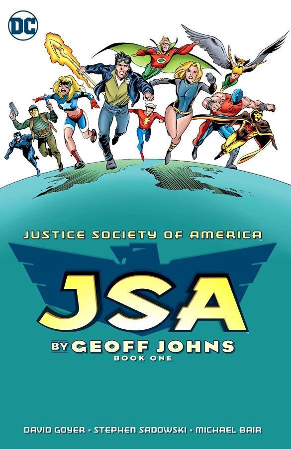 JSA by Geoff Johns Book 1