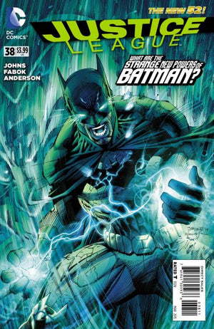 Justice League (The New 52) #38