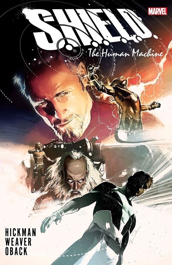 S.H.I.E.L.D. (2011) by Jonathan Hickman: The Human Machine HC