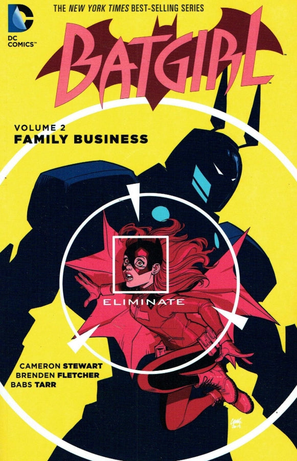 Batgirl: Batgirl of Burnside (The New 52) Volume 2: Family Business